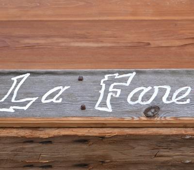 Chalet - La Fare