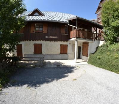Extérieur - Appartement Dans Chalet Fedora