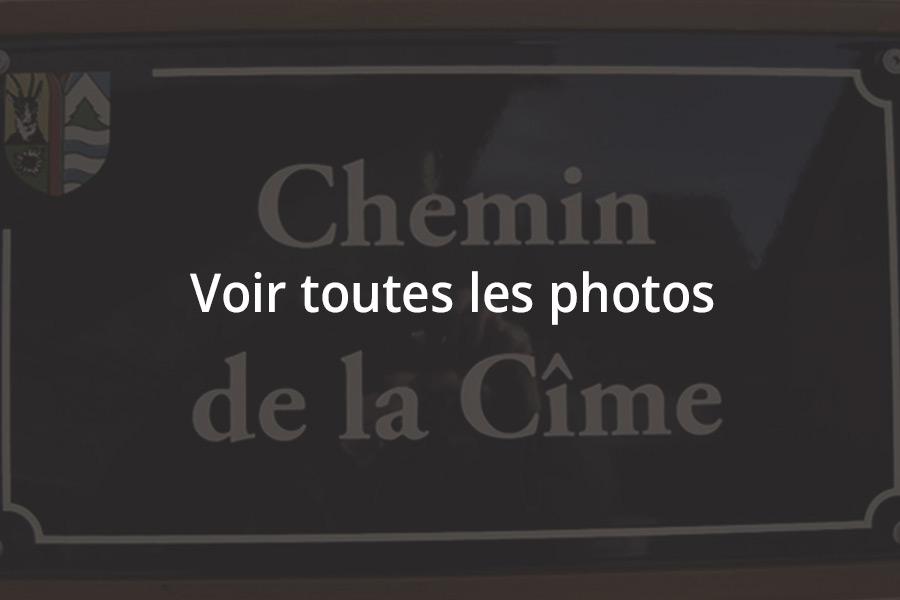 Chemin De La Cîme